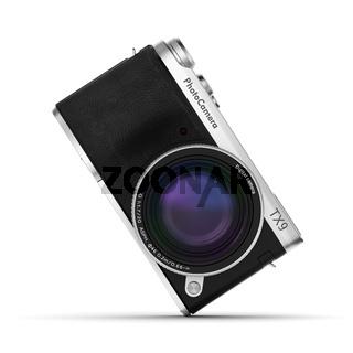3d rendering camera