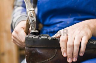 Schuhmacher shoemaker