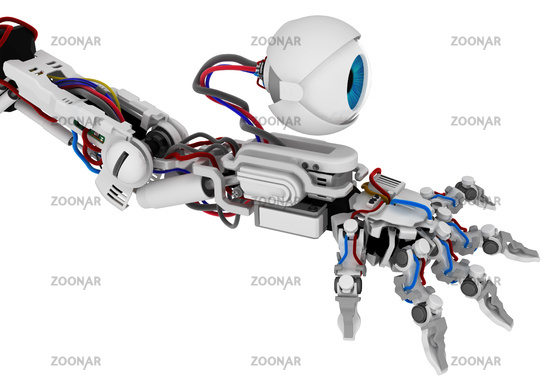 Robotic Arm Eye Upgrade