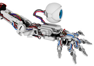 Robotic Arm Eye Upgrade
