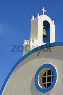 Greek Church Bell Tower