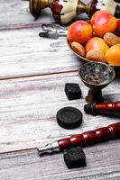 Shisha with fruity aroma