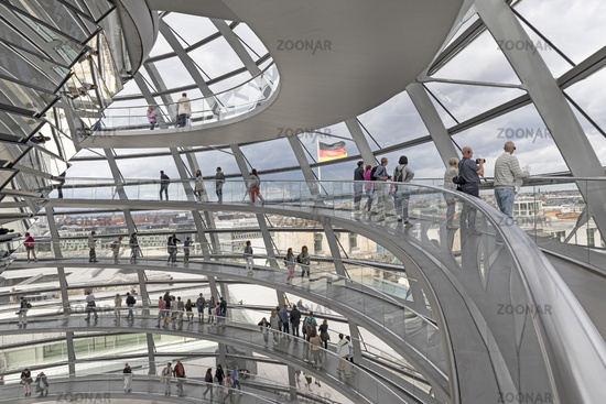 Reichstag, Berlin, Germany, Europe