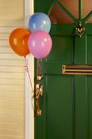 Front Door Surprise!