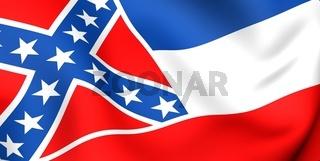Flag of Mississippi