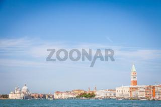 Venice - San Marco Square and Santa Maria della Salute