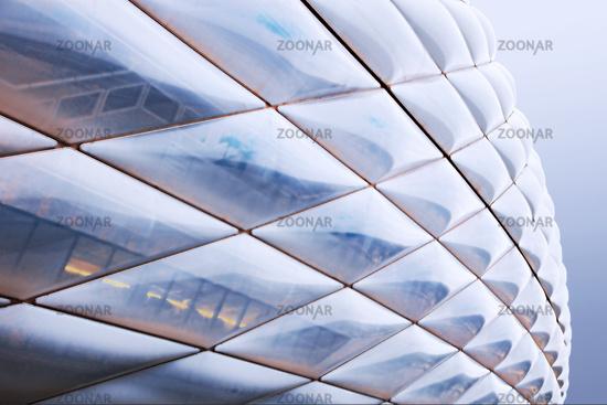 Allianz Arena, Munich, Bavaria, Germany