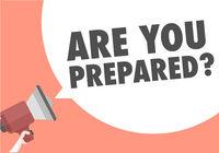 Megaphone Are You Prepared