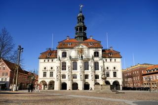 Altes Rathaus in Lüneburg