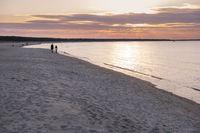 Beach in Prerow, Darss, Mecklenburg-Vorpommern, Germany
