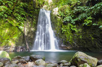 Salto do Prego waterfall - Azores