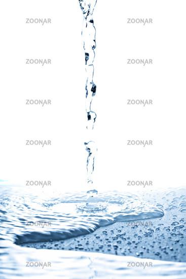 Water spurt