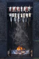 Smoking oven