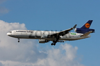 Lufthansa Cargo - McDonnell Douglas MD-11F