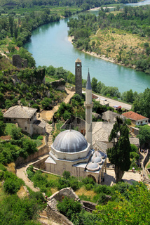 Pocitelj Moschee