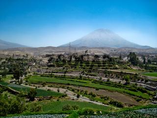 Vulcan Misti, Arequipa, Peru