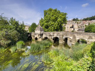 Bradford on Avon Somerset England UK