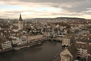 city of Zürich