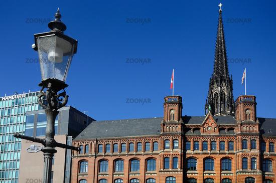 Hamburg, Germany, Nikolai Church