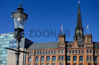 Nikolaikirchturm in Hamburg