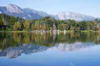 Lake in Austria - Putterersee  -