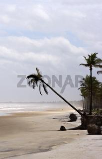 Strand von Ilha Atalaia, Brasilien, Südamerika
