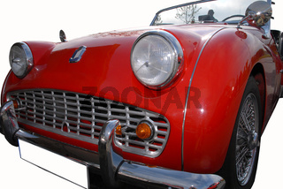 roter roadster