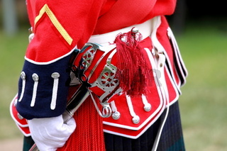 English uniforms
