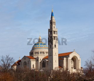 Basilica of the National Shrine of the Immaculate Conception