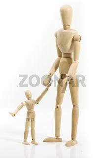 Holzfiguren wd402