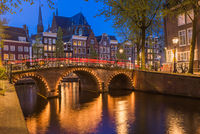 Amsterdam cityscape - Netherlands