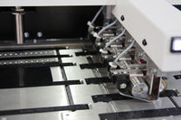 Folding Machine in detail, 2