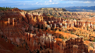 Sunset point lookout, Bryce Canyon, Utah, USA