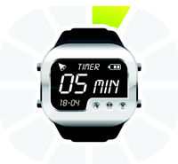 digital watch timer 5 minutes