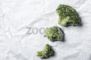 Fronzen Broccoli