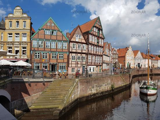 Hansestadt, Stade, Altstadt, historisch