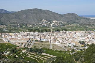 Stadt Pego