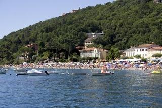 Mošćenička Draga in Kroatien