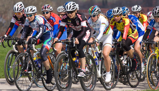 Cycle Race Women