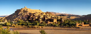 Kasbah Ait Ben Haddou in Morocco
