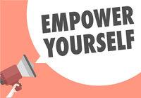Megaphone Empower Yourself