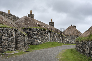 Gearrannan Black House Village, Isle of Lewis