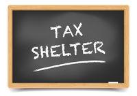 Blackboard Tax Shelter