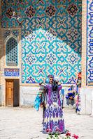 Traditional Uzbek wedding, Samarkand