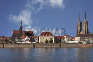 Dominsel Breslau   Wroclaw, Dome Island