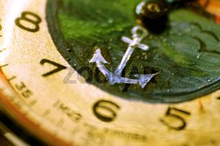 Uhr, Zifferblatt