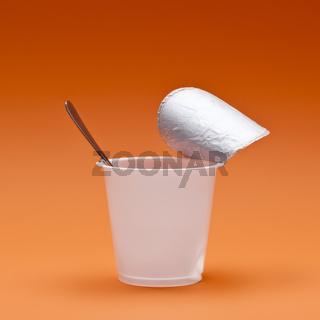 jogurt cup