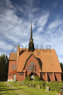 Kirche in Norsö