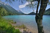 Hintersteiner See in Tyrol