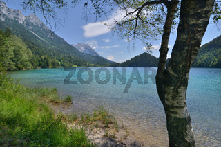 Hintersteiner See in Tirol